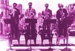 The Rova Saxophone Quartet presents Rovat 2001.