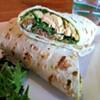 Zaré's Grill & Grain: Persian Wraps and Salads