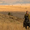 """The Salvation"": Gorgeous-Looking, Nihilistic Western"