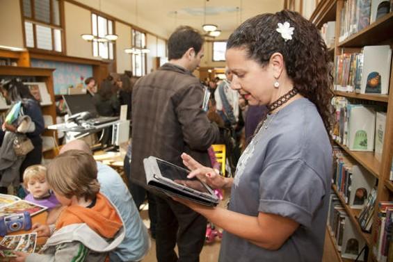 The San Francisco Public Library's Park Branch - JASON DOIY
