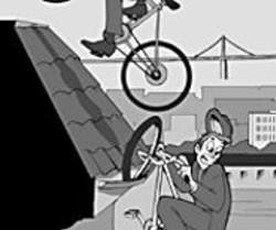"""AARON  FARMER - The """"San Francisco Vertigo Bike - Tour."""""""
