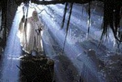 PIERRE  VINET - The Second Coming: Sir Ian McKellen returns as - Gandalf.