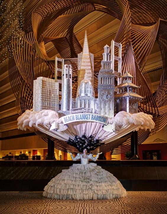 The Silver San Francisco Skyline Hat - RICK MARKOVICH