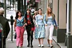 DIYAH  PERA - The Sisterhood of the Traveling - Pants.