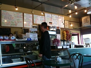 The site currently housing Ideal Cafe (pictured) will allow Bento 415 actual restaurant space. - BEN N./YELP