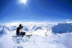 """ADAM  CLARK - The skiing film High Life screens - Sunday at """"The Best of the Banff Mountain - Film Festival."""""""