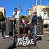 The Sound of One City Pedaling
