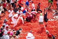 Tomato-Throwing Festival Coming to Alameda County Fairgrounds on Saturday