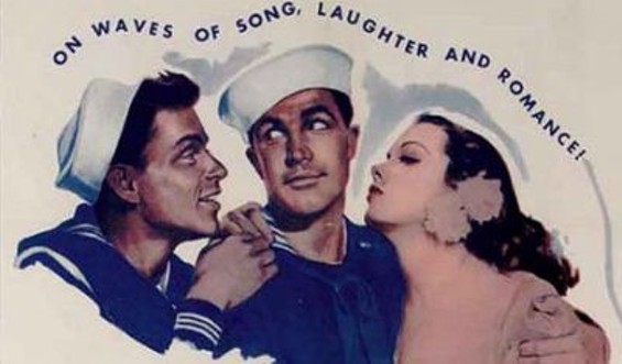FROM THE FILM ANCHORS AWEIGH
