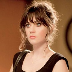 JESS FROM NEW GIRL PLAYED BY ZOOEY DESCHANEL