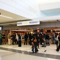 The T2 Terminal Opens at SFO
