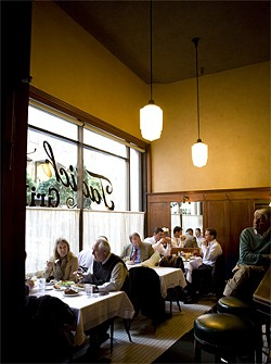 JEN SISKA - The Tadich Grill has served authentic  San Francisco food for 150 years.