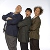 """The Three Stooges: The Movie"": Classic Schtick, Resurrected"