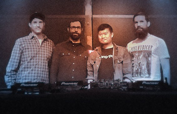 HONEY SOUNDSYSTEM ENDS ITS WEEKLY RESIDENCY AT THE HOLY COW THIS SUNDAY.