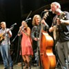 Live Review, 8/25/12: The Good Luck Thrift Store Outfit Leads a Backwoods-Style Stomp at Great American