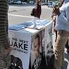Lyndon LaRouche Volunteers Display Obama as Hitler Signs. Did San Francisco Notice?