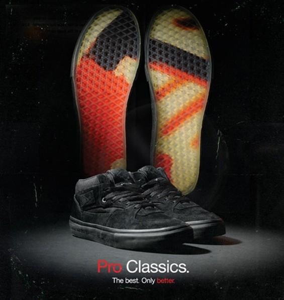 The upcoming Metallica Vans shoe.