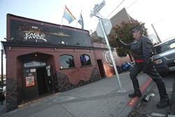 DAN SCHREIBER - The venerable Eagle Tavern's two-year closure got national attention in the gay press. If San Francisco couldn't sustain an Eagle, what city could?