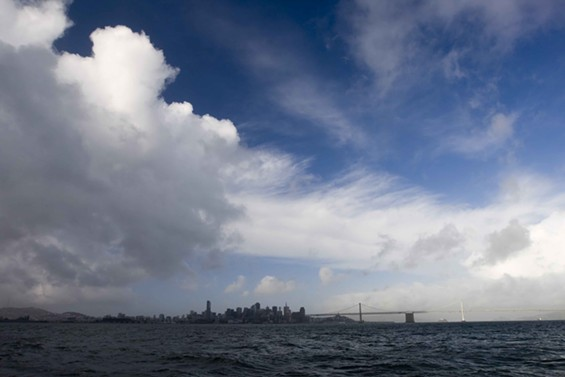 The weather started getting rough... - ALL PHOTOS   |   GABOR GARDONYI