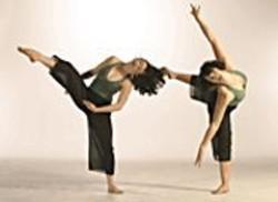 MATT  HABER - The well-balanced Davalos Dance - Company.