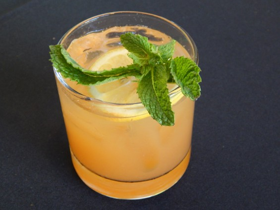 The Whiskey Smash