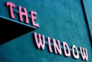 THE WINDOW.