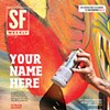 The Writing on the Wall:  It's Graffiti Versus Murals in San Francisco and Oakland. Either Way, Street Artists Win.