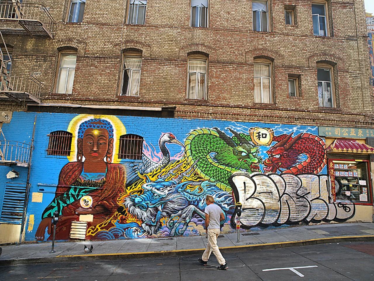 Graffiti wall writing - It S Graffiti