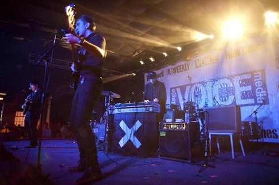 The xx - SHANNON COTTRELL
