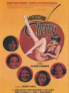 Theatrical Release Poster to a Popular Gloria Leonard Title