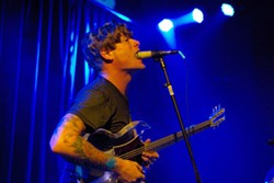 IAN S. PORT - Thee Oh Sees at the Chapel