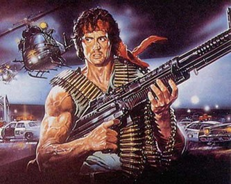 There are ordinances against that, Mr. Rambo...
