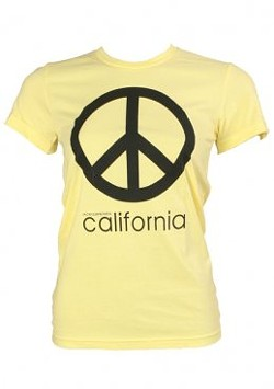 There is more peace in California these days.
