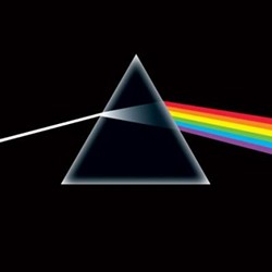 """""""There is no dark side of the moon really. Matter of fact it's all dark."""" - NASA"""