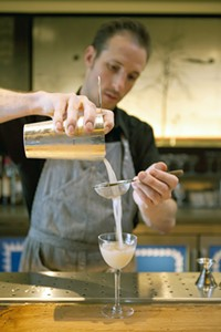 Bar Agricole is idealistic, but not quite ideal