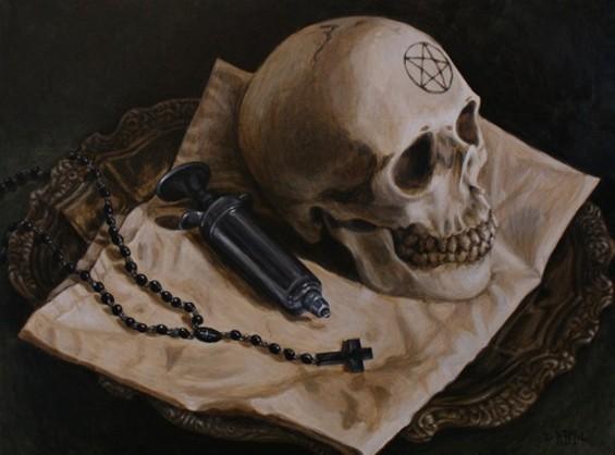"""THE RITUAL"" BY KRISTIN FORBES MULLANE"
