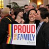 Anti-Gay Marriage Folks Just Can't Let it Go, File Petition to Stop Same-Sex Weddings