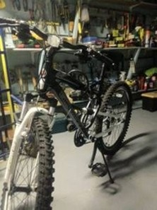 This is the stolen bike