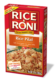This rice product is super annoying