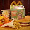 Happy Meals May Be Banned By San Francisco