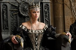 This year, every glamorous, Oscar-winning actress over 30 will play a wicked queen hungry for youth. Here's Charlize Theron.