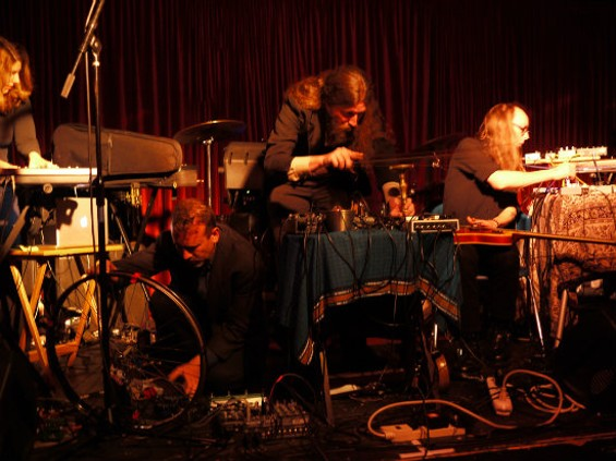 Thomas Carnacki Quintet - JOHN SCHARPEN