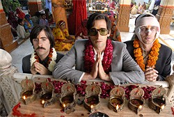 JAMES HAMILTON - Three brothers (Jason Schwartzman, Adrien Brody and Owen Wilson) travel to see a nun also known as Mom.