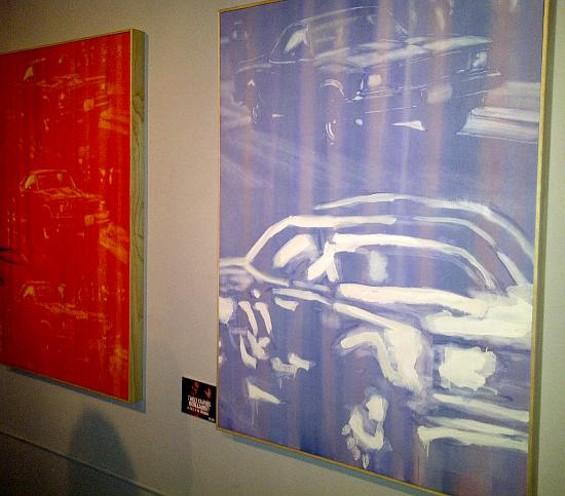 Three El Caminos (Orange Launch) and Two El Caminos (Blue Launch) - SCOTT INGUITOS