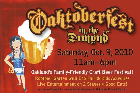 Three oompah-pah fests keep Oktoberfest alive for another week. - OAKTOBERFEST