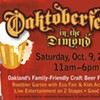 Trio of Events Keeps Oktoberfest Alive