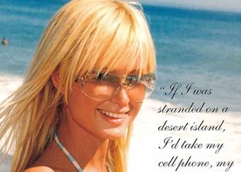 "Thrift-Store Copy of Paris Hilton's ""Your Heiress Diary"" Is History's <em>Second</em> Saddest Journal"