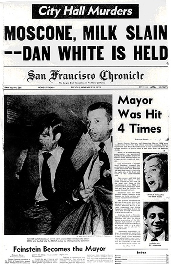 SAN FRANCISCO CHRONICLE ARCHIVES