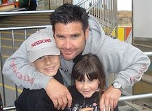 Thumbs up for Bryan Stow