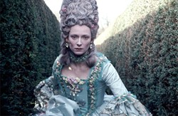 Tilda Swinton as Orlando